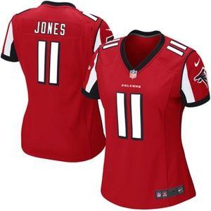 Women's Atlanta Falcons Julio Jones Jersey